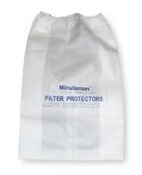 Minuteman Paper Filter Collection Bag-15 Gal.