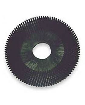Minuteman 20in. Disc Nylon Brush