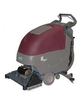 Minuteman E20 Automatic Scrubber - Cylindrical Traction Drive Model