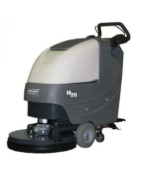 Minuteman H20 Hospital Vacuum - Traction Drive Model