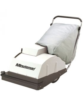 Minuteman 747 Wide Area Carpet Vacuum - Battery Operated