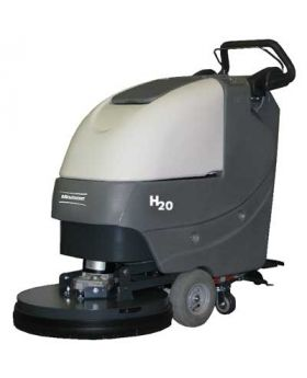 Minuteman H20 Hospital Vacuum - Brush Drive Model